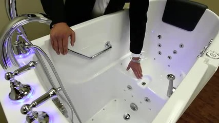 American Tubs Senior Safety Walk-in Bathtub