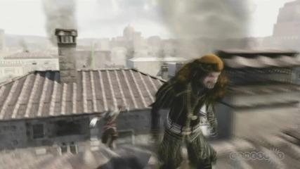 Assassins Creed Brotherhood - Multiplayer Beta Coming to Psn