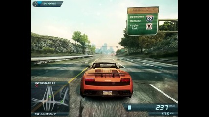 Nfs 2012 Безцелно шофиране [maxed Out]
