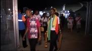 Американска радост след успеха над Гана