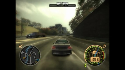 Drift на Need for Speed Most Wanted