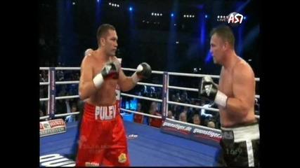 Най-добрите моменти на Кубрат Пулев!