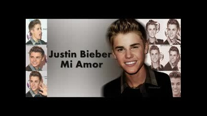 Justin Bieber - Mi Amor (new Song 2012)