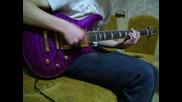 Радвам се на ел. китарата си :d