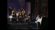Music Idol 3 - Деница пее в публиката - Финалистката от втория сезон пее песента,  с която Веселина
