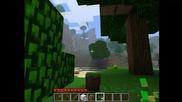 Minecraft Ep 1. Оцеляване първата нощ
