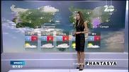 Прогноза за времето (02.01.2014г.- сутрешна)