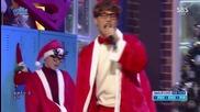 Exo - Unfair @ 151220 Sbs Inkigayo