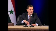 """Syria: Saudi Arabia and Turkey are """"mouthpiece"""" for others, says Assad"""