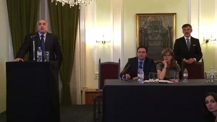 Среща на премиера Борисов с български емигранти в Лондон. К'во чакате, бе!? Реформи ли?