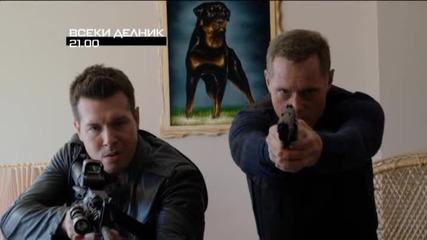 """""""Полицаите от Чикаго"""" - премиера от 18 декември, понеделник-петък, 21.00 ч. по Diema"""