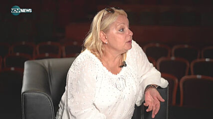 """""""Другото лице"""" (27.02.2021): На театър с Тони Димитрова"""