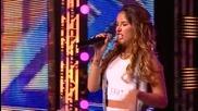 Гери-Никол Георгиева - X Factor (09.09.2014)