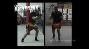 Muay Thay Training - Stance