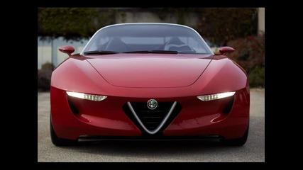 2010 Alfa Romeo 2uettottanta from Pininfarina