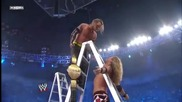 Wwe Extreme Rules 2009 / Edge vs Jeff Hardy / Ladder Match for World Heavyweight Championship
