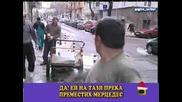 Хамалска Бригада Спайдърмен Премества Коли С Голи Ръце - Господари На Ефира 30.12.2008