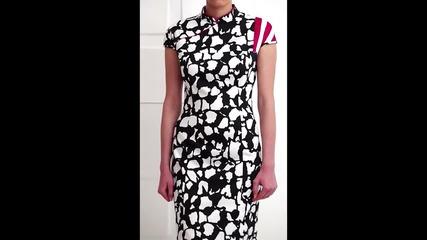 bote - Къса рокля Айза