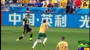 23.06.2014 Австралия - Испания 0:3 (световно първенство)