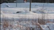 Drift In Snow