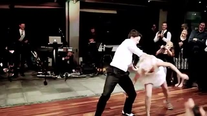 Сватбен Танц (райна и Фрэнки Ван Хорн)