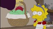 Lisa разказва приказката за Снежанка