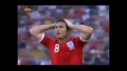 Отмененият гол на Франк Лампард срещу Германия Най - голямата съдийска грешка!!
