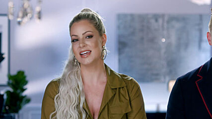 Maryse meets with the founders of Volition Beauty to discuss her product launch: Miz & Mrs., April 12, 2021