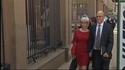Писториус се яви в съда за последните аргументи по делото