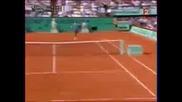 Roland Garros 2006 : Федерер - Надал - финален гейм