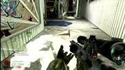 Cod Black Ops - Map Stadium 25 Sniper Streak