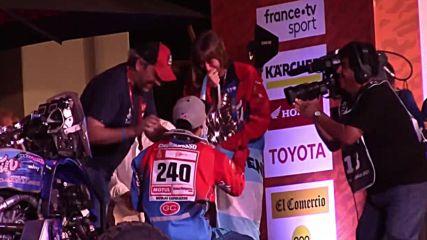 Peru: Russian, Qatari and Australian drivers take top prizes at Dakar Rally in Lima