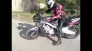 Honda Cbr Kazanlak 2