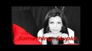 превод Robbie Williams Nicole Kidman - Something stupid