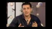 Борис Дали - Обичам Те(коледна Програма2007)Високо качество