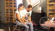David Bisbal y India Martinez La hija de Juan Simon / Backstage La Voz Kids Impro