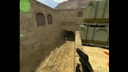 How To Set A Invisible Bomb On Dedust2