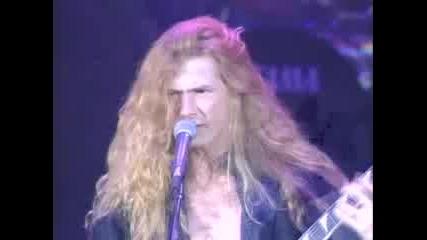 Megadeth - Tornado Of Souls (live 1992)