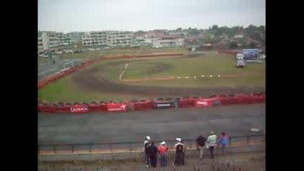 Рали Дебелт 2007 - Пистата