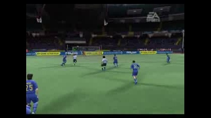 Мой Гол На Fifa 08