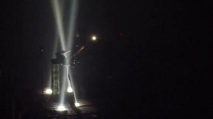 16+ Rammstein - B-stage [01.03.2012 - Manchester]