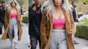 Ким Кардашиян - модни (по)падения