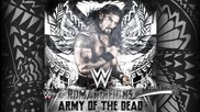 2012-13: Roman Reigns 1st Nxt Theme Song - Army Of The Dead |1080p High Quality|
