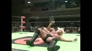 N O A H - Kenta vs Yoshihiro Takayama