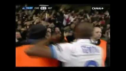 Челси - Интер 0:1