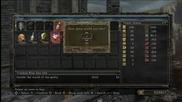 Dark Souls 2: Битка с Old Dragonslayer бос и Ковенанта на Сините Пазители