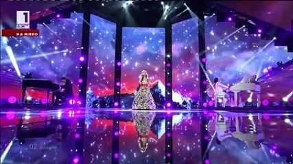 Крисия, Хасан и Ибрахим - Планетата на децата (junior Eurovision 2014 live) [bulgaria]