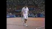 Pete Sampras vs Martin. Paris 1998