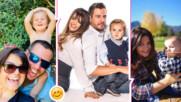 Семейно очарование: Бременната Петя Дикова и Илиян Любомиров с нова снимка