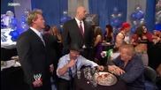 Big Show Chris Jericho's Funniest Reaction Ever!